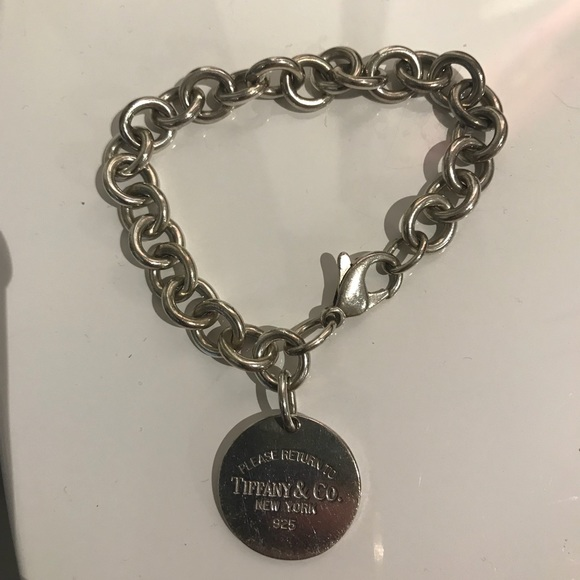 207078c34 Tiffany & Co. Jewelry | Return To Tiffany Charm Bracelet | Poshmark